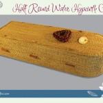 Round End Water Hyacinth